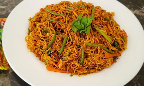 Nepali Noodles